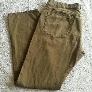 J.Crew the sutton pants men 36